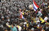 Biểu tình chống chính phủ rúng động thủ đô Bangkok