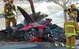 """Cận cảnh hiện trường vụ tai nạn của diễn viên """"The Fast and Furios"""""""