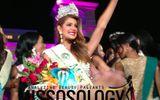 """Venezuela lại """"sản sinh"""" ra Hoa hậu Trái đất 2013"""