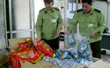 Hà Nội: Liên tiếp thu giữ số lượng lớn thực phẩm nhập lậu có nguồn gốc Trung Quốc