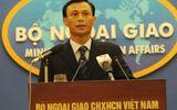 """Việt Nam phản đối việc làm """"sai trái"""" của TQ ở Biển Đông"""
