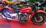 Câu chuyện về chiếc Harley-Davidson cổ nhất Việt Nam