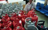 Từ 1/3 giá gas giảm 31.000 đồng/bình 12kg