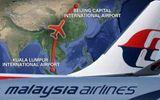 """Máy bay mất tích, Malaysia Airlines """"thiệt đơn thiệt kép"""""""