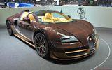 """Hé lộ siêu xe """"huyền thoại"""" sắp ra mắt của Bugatti"""