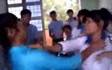 Vụ nhóm nữ sinh đánh nhau, tung clip: Nhà trường lên tiếng