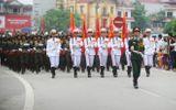 Sơ duyệt diễu binh kỷ niệm 60 năm chiến thắng Điện Biên Phủ