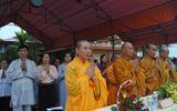 Hương Sơn (Hà Tĩnh): Hàng ngàn phật tử về dự Đại lễ Phật đản