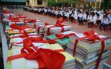 Đóng gần 100 tủ sách cho học sinh nghèo nông thôn, miền núi