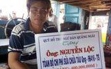 Hỗ trợ ngư dân tàu cá bị tàu Trung Quốc đâm thủng