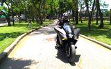 Chạy thử xe Honda phong cách máy bay tàng hình tại Việt Nam