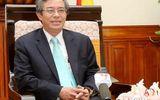Thứ trưởng Ngoại giao Phạm Quang Vinh trả lời phỏng vấn CNN