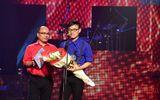 Trúc Nhân đoạt giải Bài hát Việt tháng 5