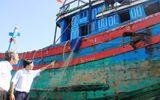Huyện đảo Hoàng Sa mua lại con tàu bị Trung Quốc đâm chìm