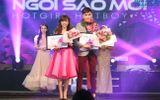 """Angela Minh Châu, Lý Bình bật khóc khi thắng giải """"Ngôi sao mới"""""""