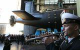 Nga ra mắt tàu ngầm hạt nhân lớp Yasen