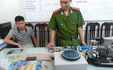 Bắt 1 người Trung Quốc in thẻ ATM giả để rút tiền ngân hàng