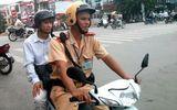 Thí sinh sẽ được cảnh sát giao thông Hà Nội hỗ trợ đến điểm thi