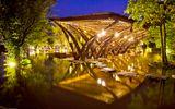 Bamboo Wings - Nhà hàng có kiến trúc độc đáo nhất châu Á
