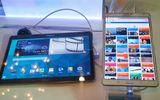 Galaxy Tab S hỗ trợ bảo mật vân tay ra mắt tại Việt Nam