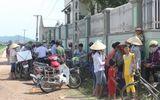 Nghệ An: Phát hiện xác chết trong tư thế ngồi ở ki ốt bỏ hoang