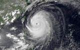 Chùm ảnh siêu bão Neoguri tấn công Nhật Bản