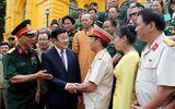 Chủ tịch nước tiếp các cựu chiến binh Sư đoàn 356