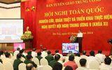 Hội nghị toàn quốc quán triệt và triển khai Nghị quyết TW 9