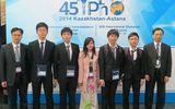 Việt Nam giành 3 huy chương Vàng Olympic Vật lý quốc tế