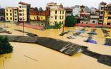 Bão Thần Sấm đi qua, 18 người chết, hơn 1.000 nhà bị nhấn chìm