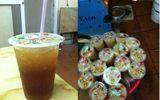 Sự thật hãi hùng về trà đào ngon, rẻ nhất Hà Nội