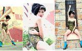 Chiêm ngưỡng những đôi chân nuột nà của mỹ nhân Việt