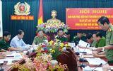 Ký kết Quy chế phối hợp các lực lượng trong bảo vệ an ninh