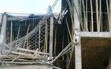 Điện Biên: Sập giàn giáo từ tầng 4, hai người tử vong tại chỗ