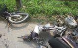 Sự kiện hàng ngày - Một sinh viên điều khiển xe máy rơi xuống sông chết đuối
