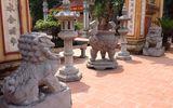 Xã hội - Trụ sở Thành hội Phật giáo Hà Nội có 6 con sư tử đá Trung Quốc