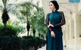 Thời trang & Làm đẹp - Hoa khôi Phương Thảo khoe sắc dịu dàng với áo dài