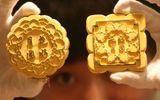 Bánh trung thu bằng vàng ròng ngàn đô cho đại gia