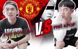 Cộng đồng mạng - Phở Đặc Biệt ra clip: Sự khác biệt giữa fan bóng đá và fan Kpop
