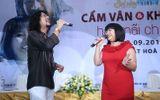 """Âm nhạc - Cẩm Vân – Khắc Triệu tình tứ song ca """"Hãy để mưa rơi"""""""