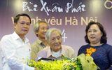Nhà nghiên cứu 100 tuổi được vinh danh Giải thưởng Bùi Xuân Phái