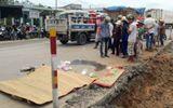 Xã hội - Về gần đến nhà, hai mẹ con bị xe tải cán chết