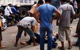 Sự kiện hàng ngày - TPHCM: Xe tải của CSGT cuốn 2 xe máy vào gầm, 3 người nhập viện
