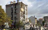 14 người thương vong trong vụ nổ khí gas tại Paris