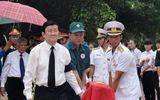 Sự kiện hàng ngày - Chủ tịch nước dự lễ truy điệu và an táng 110 liệt sĩ