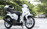 Thế giới Xe - Xe tay ga 50cc, giá rẻ sắp ra mắt tại Hà Nội