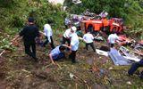 Xã hội - Xe khách rơi xuống vực: Thu giấy phép, đình chỉ hãng xe Sao Việt