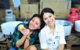 Ngôi Sao - Văn Mai Hương, Ngọc Thanh Tâm làm bánh trung thu cho người nghèo