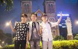 Chí Thành, Nam Hee rong chơi cùng hot boy Thái Lan