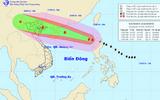 Sự kiện hàng ngày - Tin bão sáng 15/9: Bão Kalmaegi mạnh và di chuyển rất nhanh